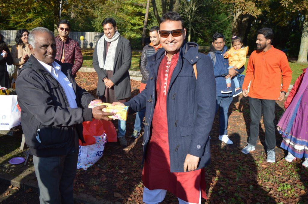 Kartika Purnima 2019 - Boita Bandana: Best dressed gentleman