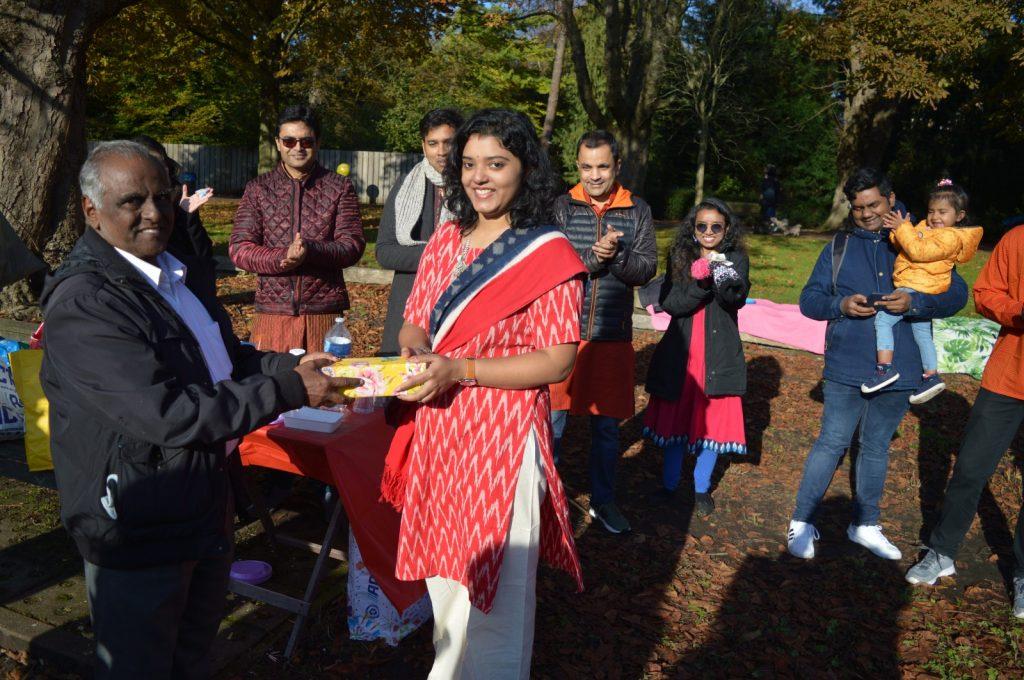 Kartika Purnima 2019 - Boita Bandana: Best dressed lady